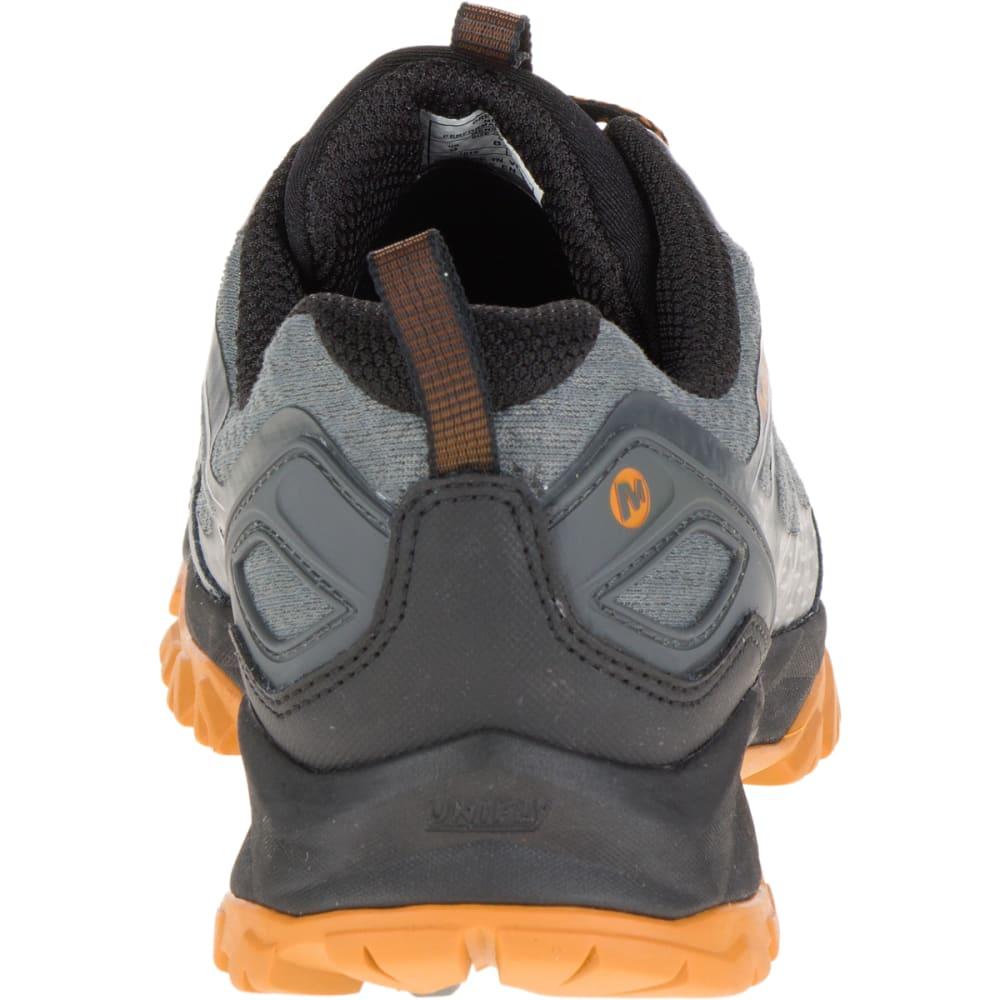 MERRELL Men's Capra Bolt Hiking Shoes, Grey/Orange - GREY/ORANGE