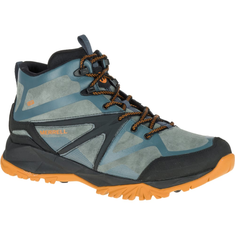 Men's Capra Bolt Leather Mid Waterproof Hiking Boot