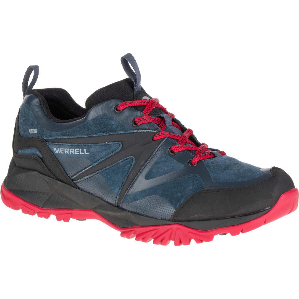 e58b101de5af MERRELL Men  39 s Capra Bolt Leather Waterproof Hiking Shoes