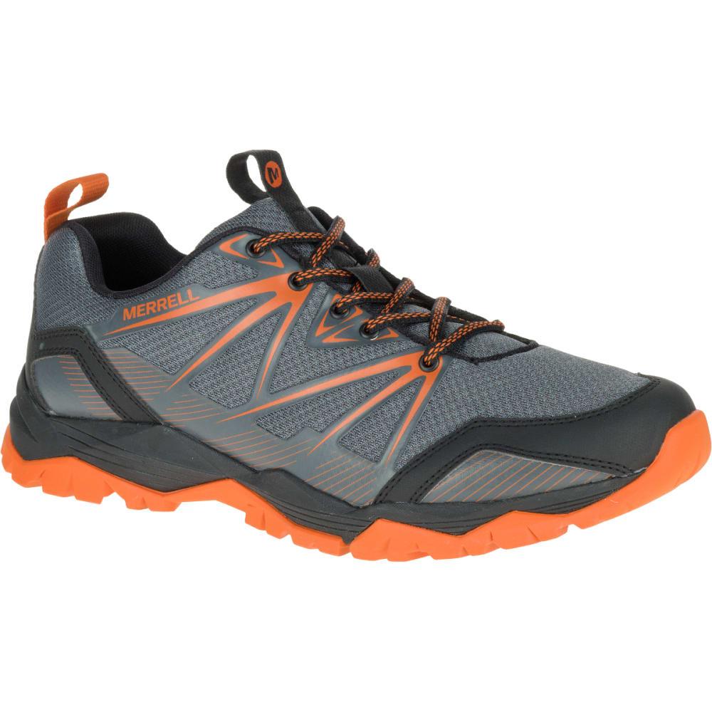 MERRELL Men's Capra Rise Hiking Shoes, Castle Rock - CASTLE ROCK