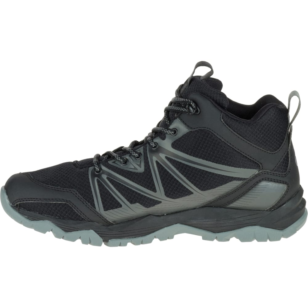 Merrell Capra Mid Waterproof Hiking Shoes Men S