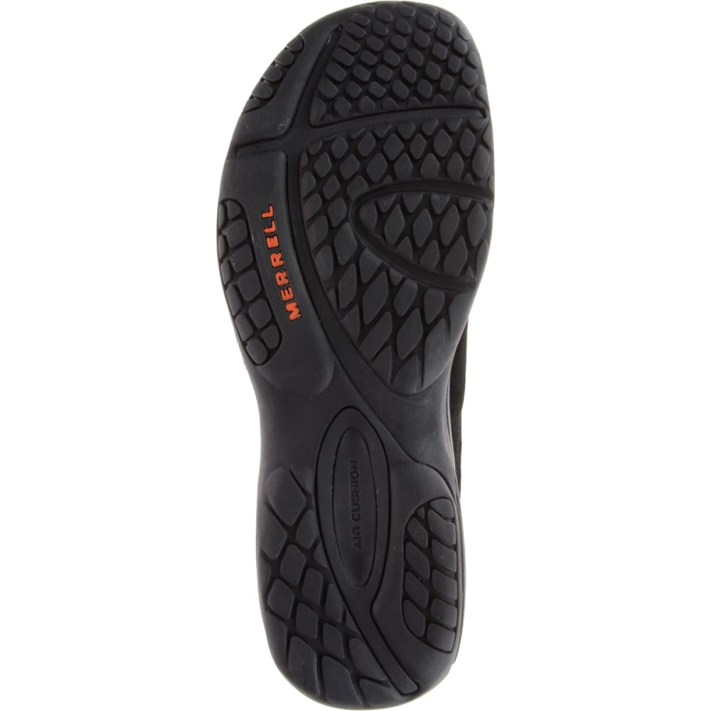 MERRELL Men's Encore Chill Slide, Black - BLACK