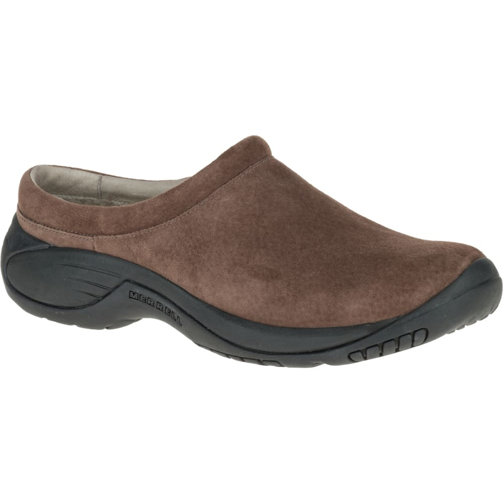 MERRELL Men's Encore Chill Slide, Espresso - ESPRESSO