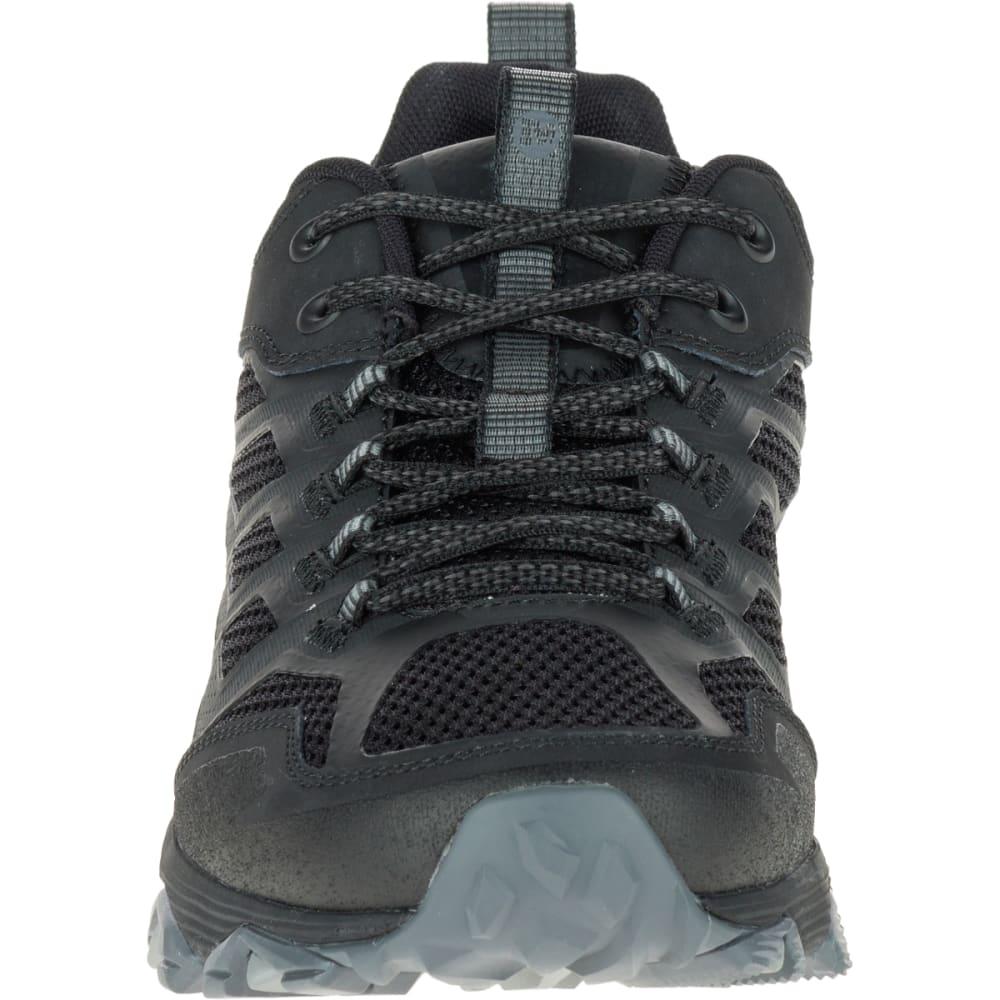 MERRELL Men's Moab FST Sneaker, Noire - NOIRE