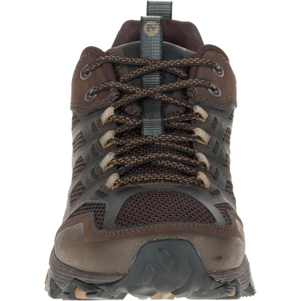 MERRELL Men's Moab FST Sneaker, Brown - BROWN