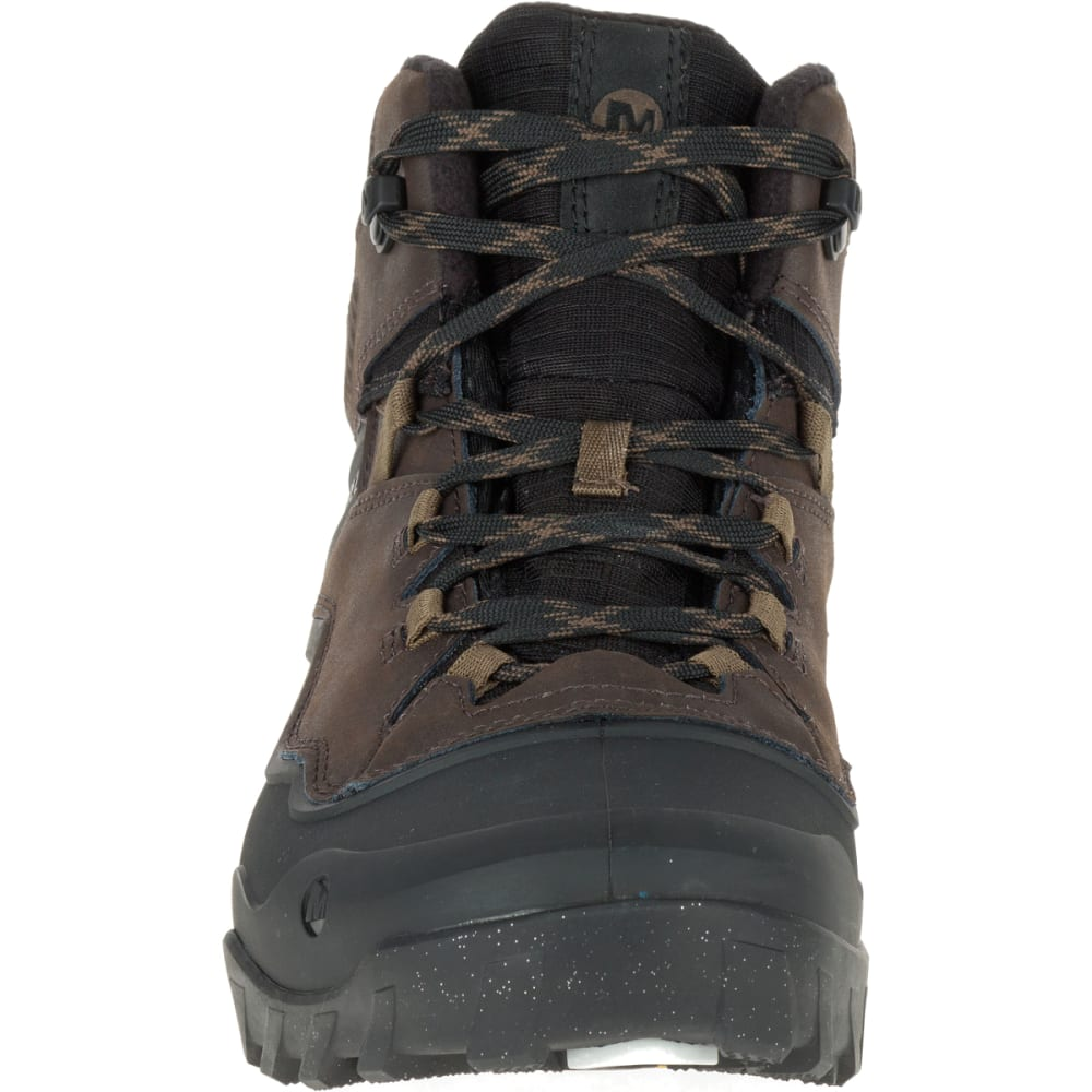 MERRELL Overlook 6 Ice+ Waterproof Boots, Espresso - ESPRESSO
