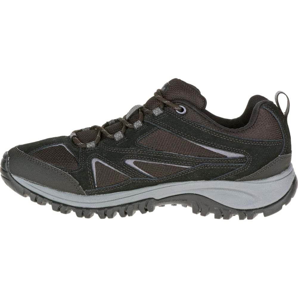 MERRELL Men's Phoenix Bluff Hiking Shoe, Black - BLACK