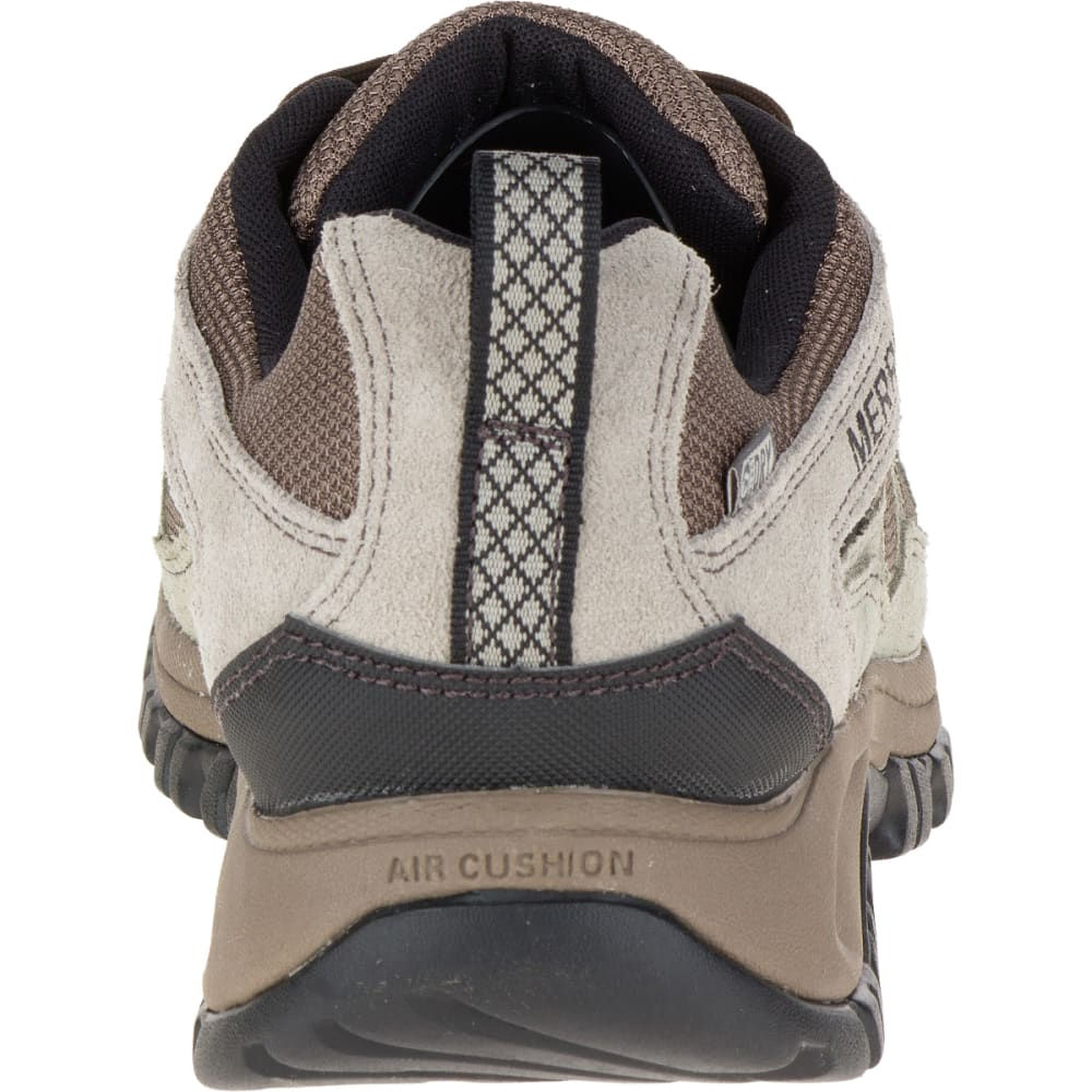 MERRELL Men's Phoenix Bluff Waterproof Hiking Shoe, Putty - PUTTY