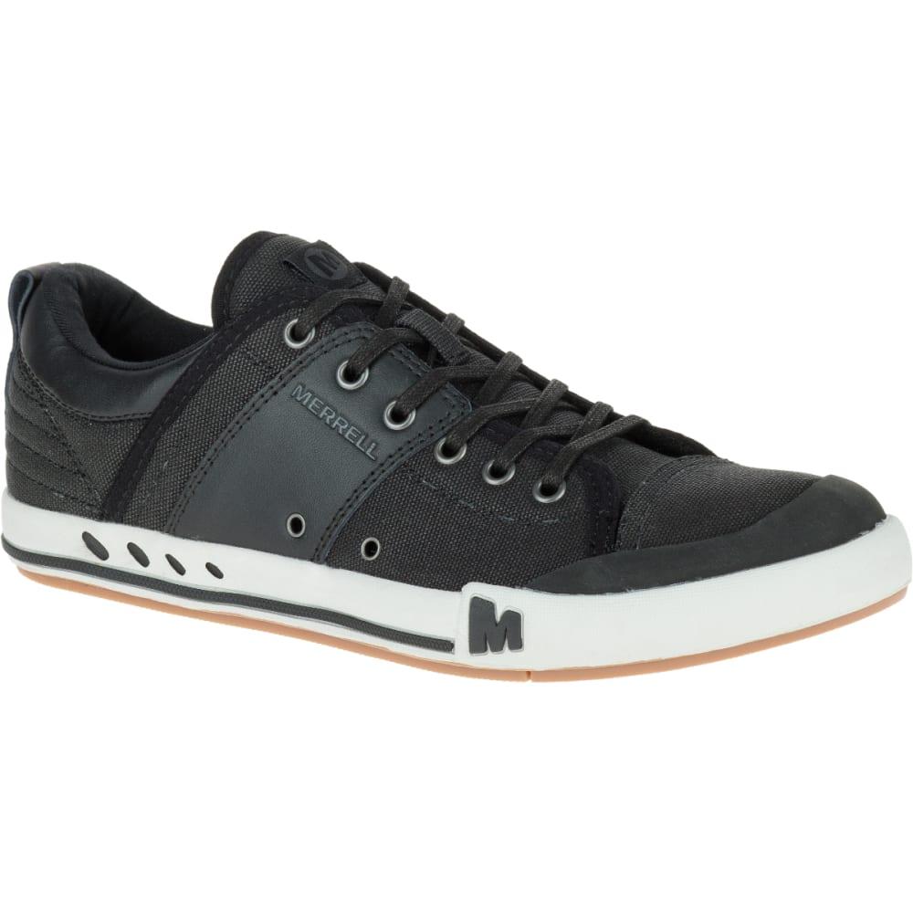 MERRELL Men's Rant Sneaker, Black - BLACK/BLACK