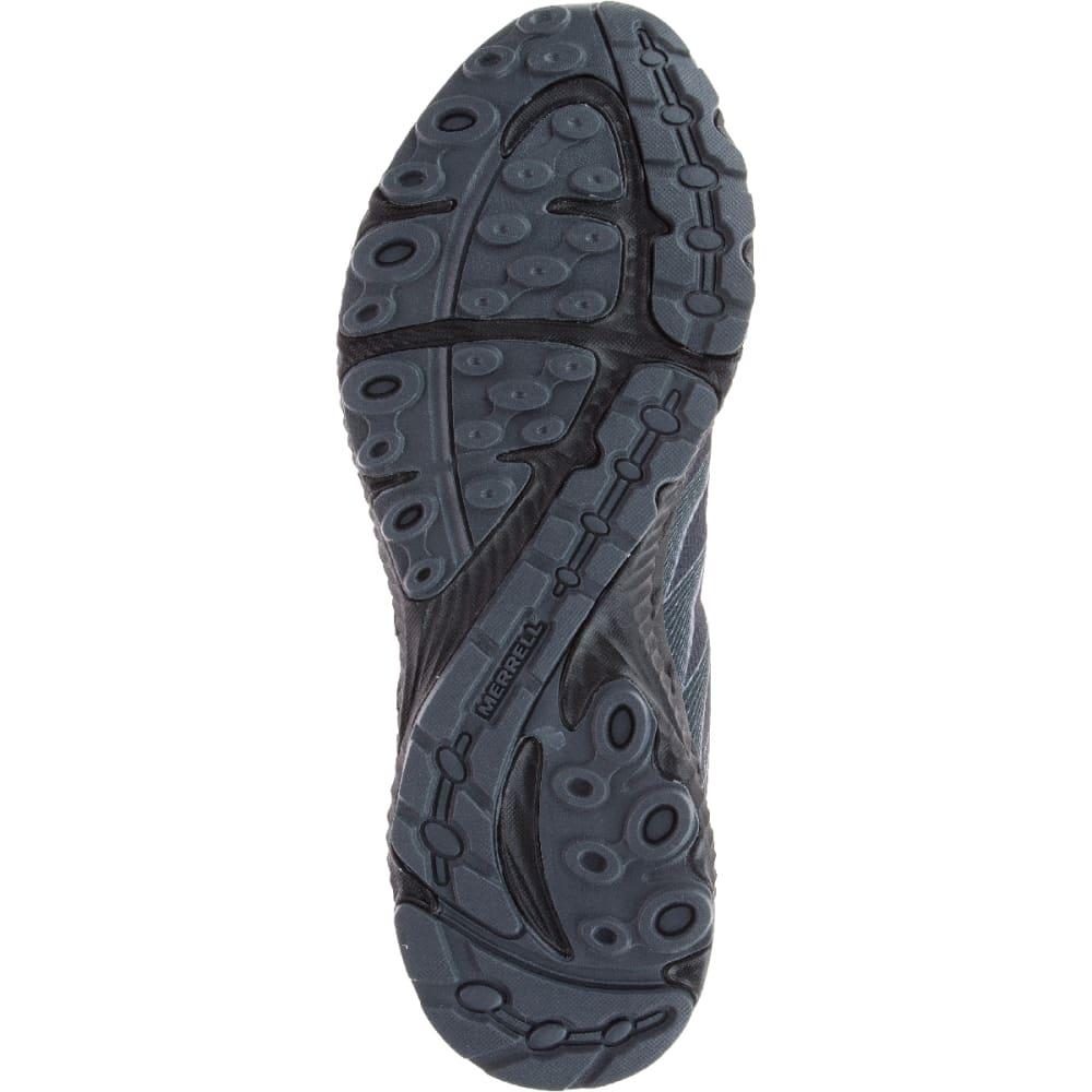 MERRELL Men's Trail Crusher Trail Running Shoes, Granite/Black - GRANITE/BLACK