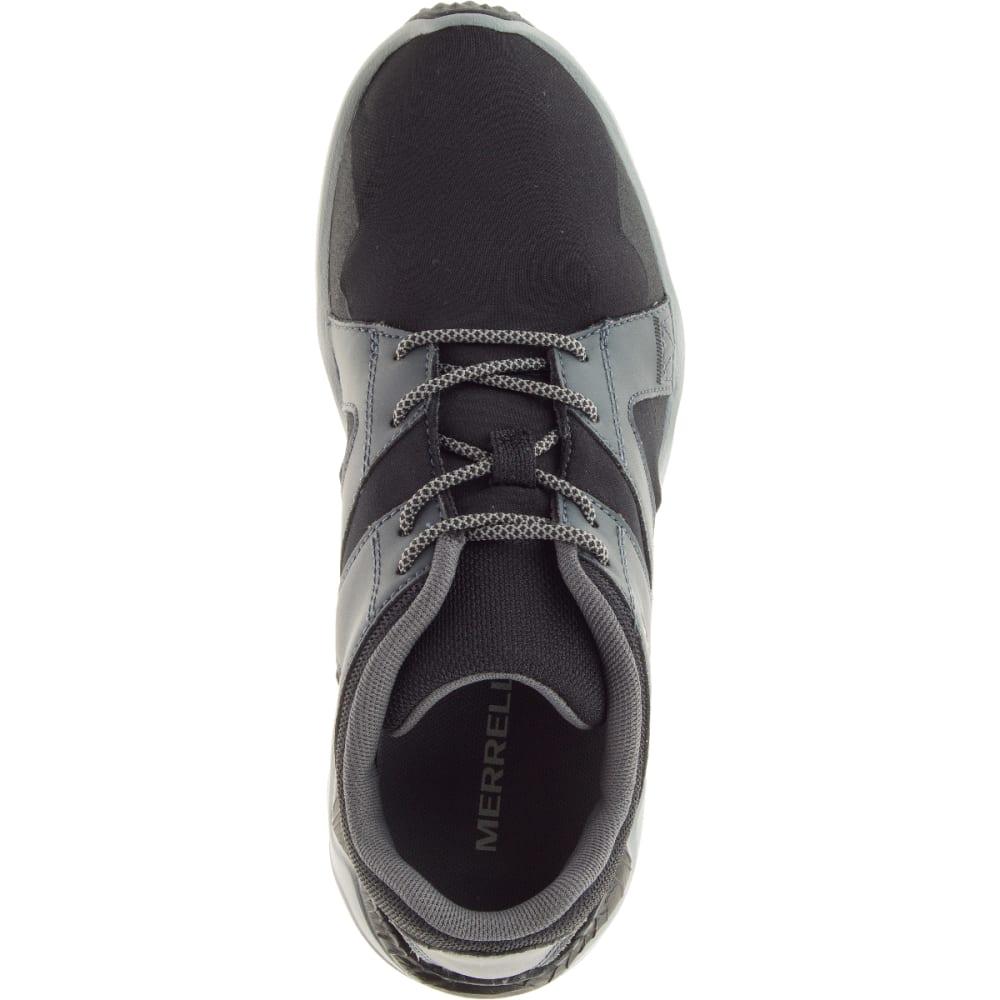 MERRELL Women's 1SIX8 Lace Shoe, Black - MIDNIGHT
