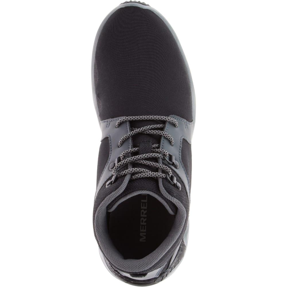 MERRELL Women's 1SIX8 Mid Shoe, Midnight - MIDNIGHT