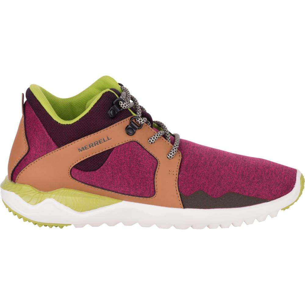 MERRELL Women's 1SIX8 Mid Shoe, Jazzy - JAZZY