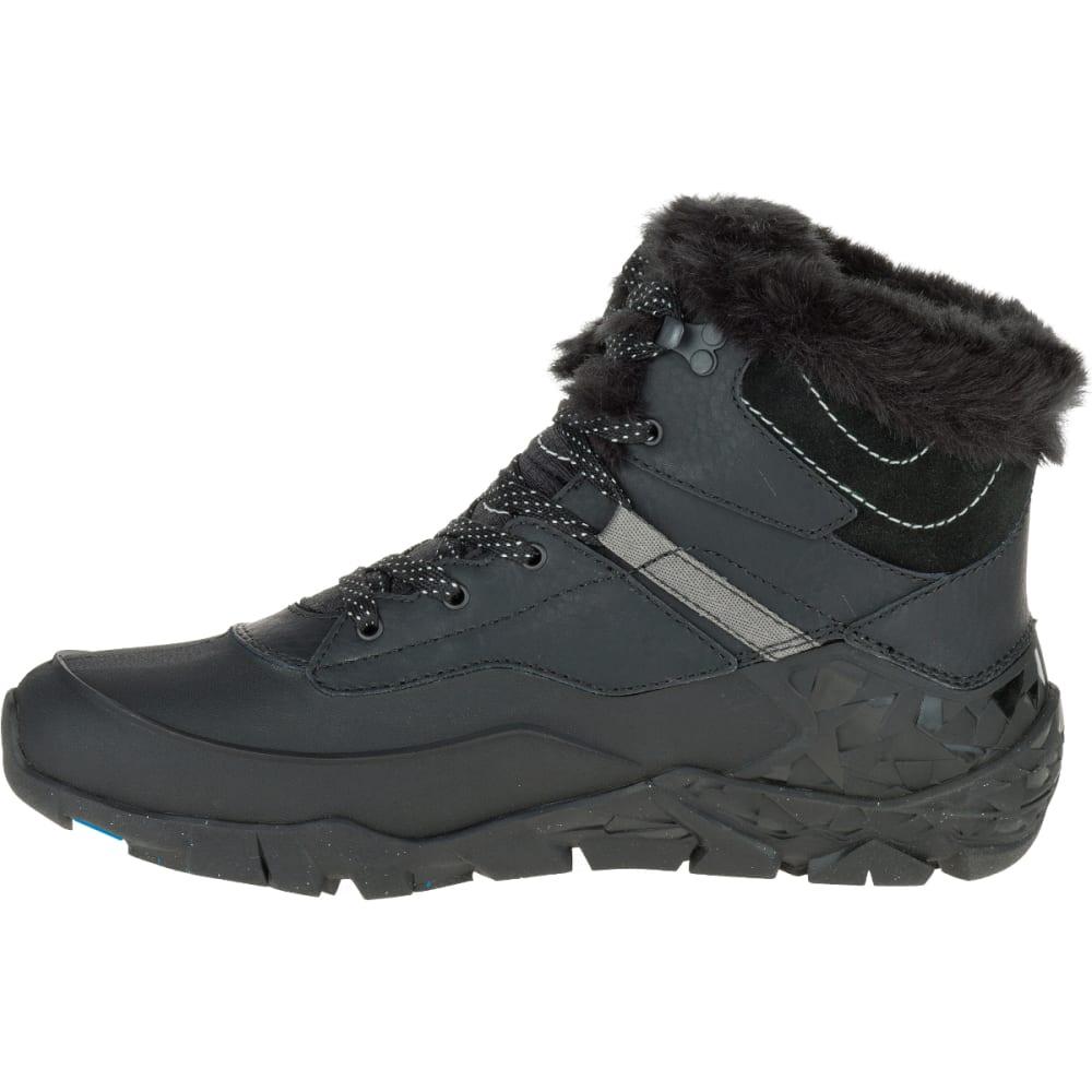 MERRELL Women's Aurora 6 Ice+ Waterproof Boots, Black - BLACK
