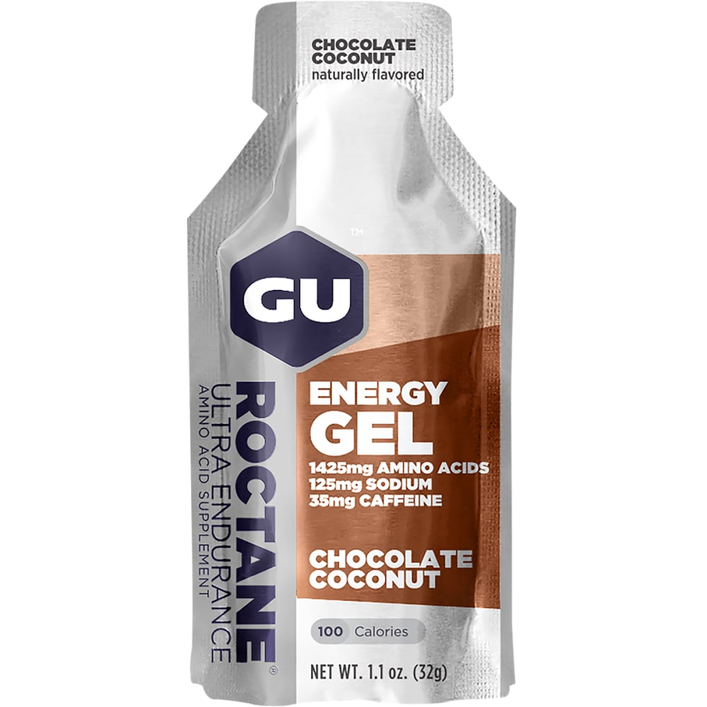 ROCTANE Chocolate Coconut Energy Gel - NO COLOR