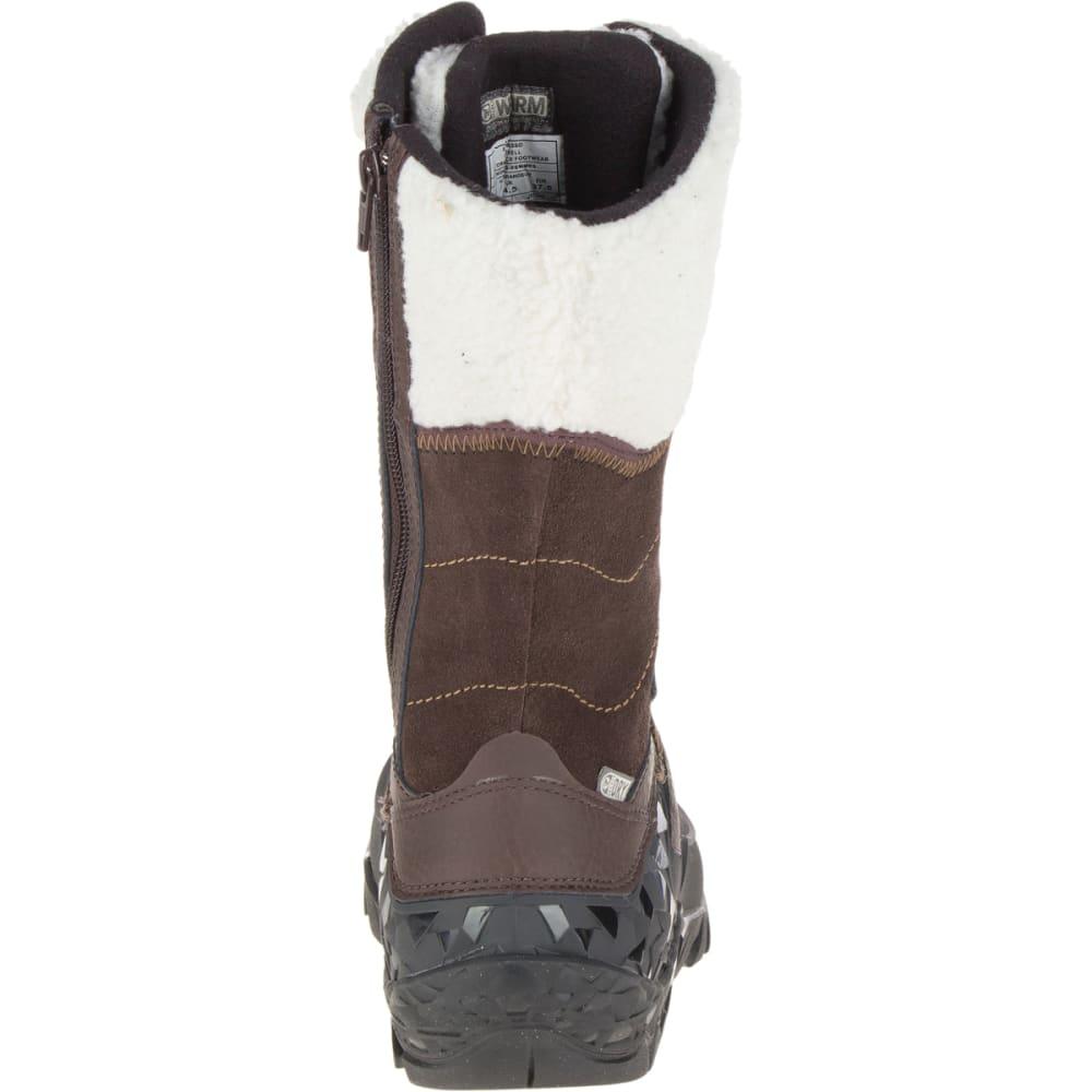 61f8b43d MERRELL Women's Aurora Tall Ice+ Waterproof Boots, Espresso ...