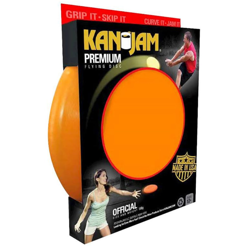 KANJAM Orange Disc - ORANGE