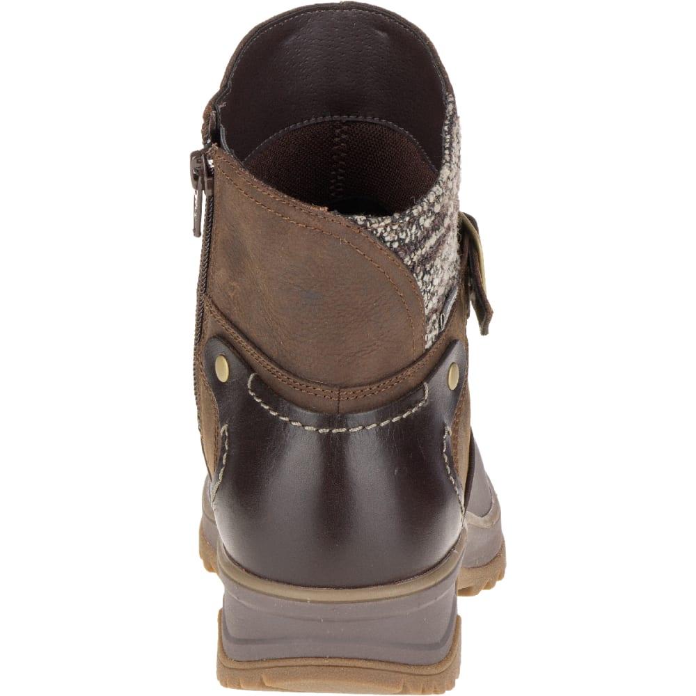 MERRELL Women's Eventyr Strap Waterproof Winter Boot, Clay - CLAY