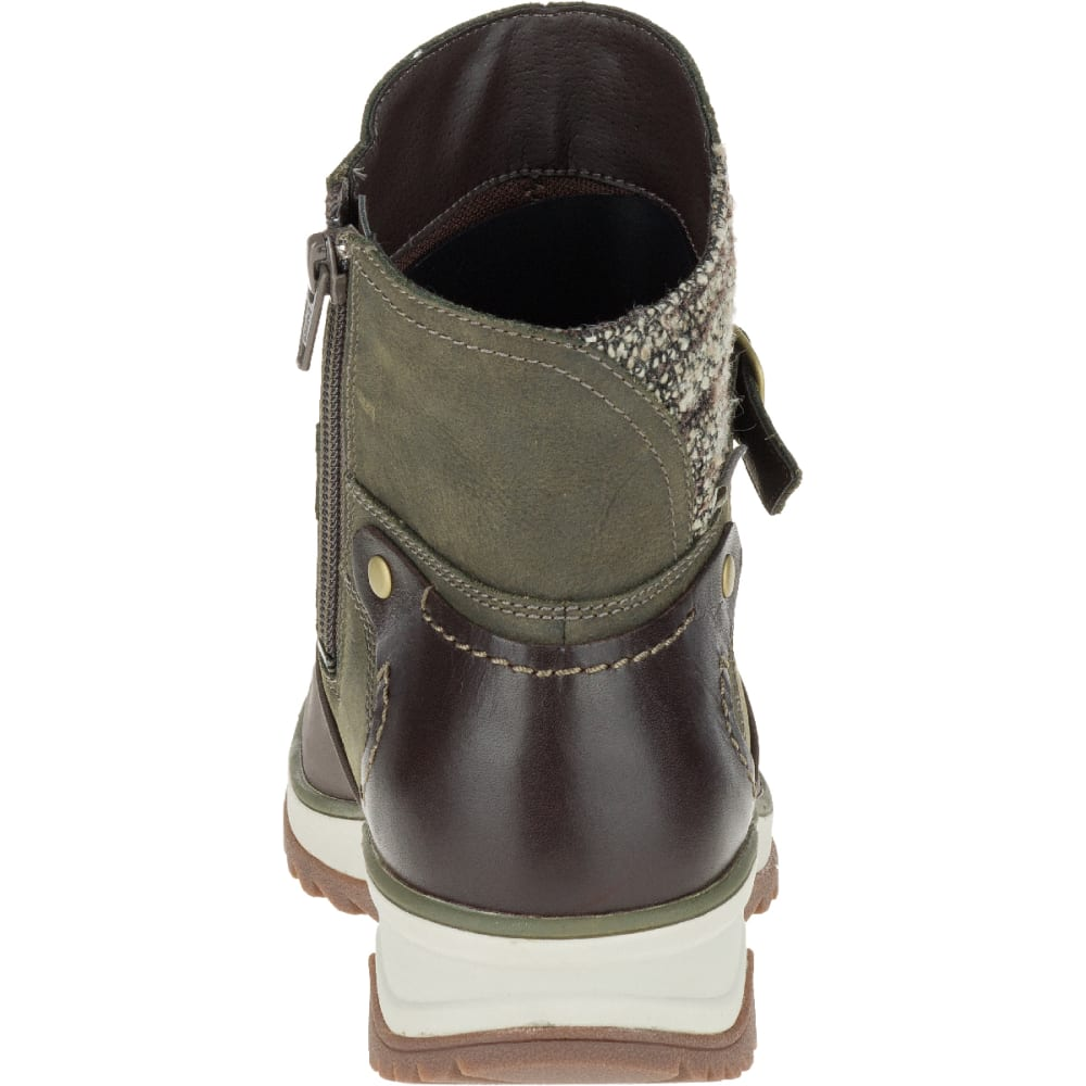 MERRELL Women's Eventyr Strap Waterproof Winter Boot, Bungee Cord - BUNGEE CORD