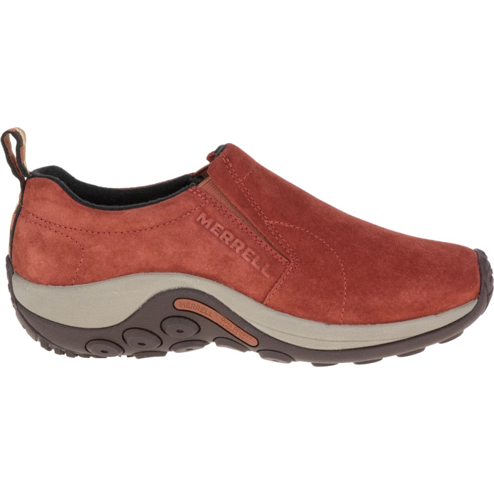 MERRELL Women's Jungle Moc, Sequoia - SEQUOIA
