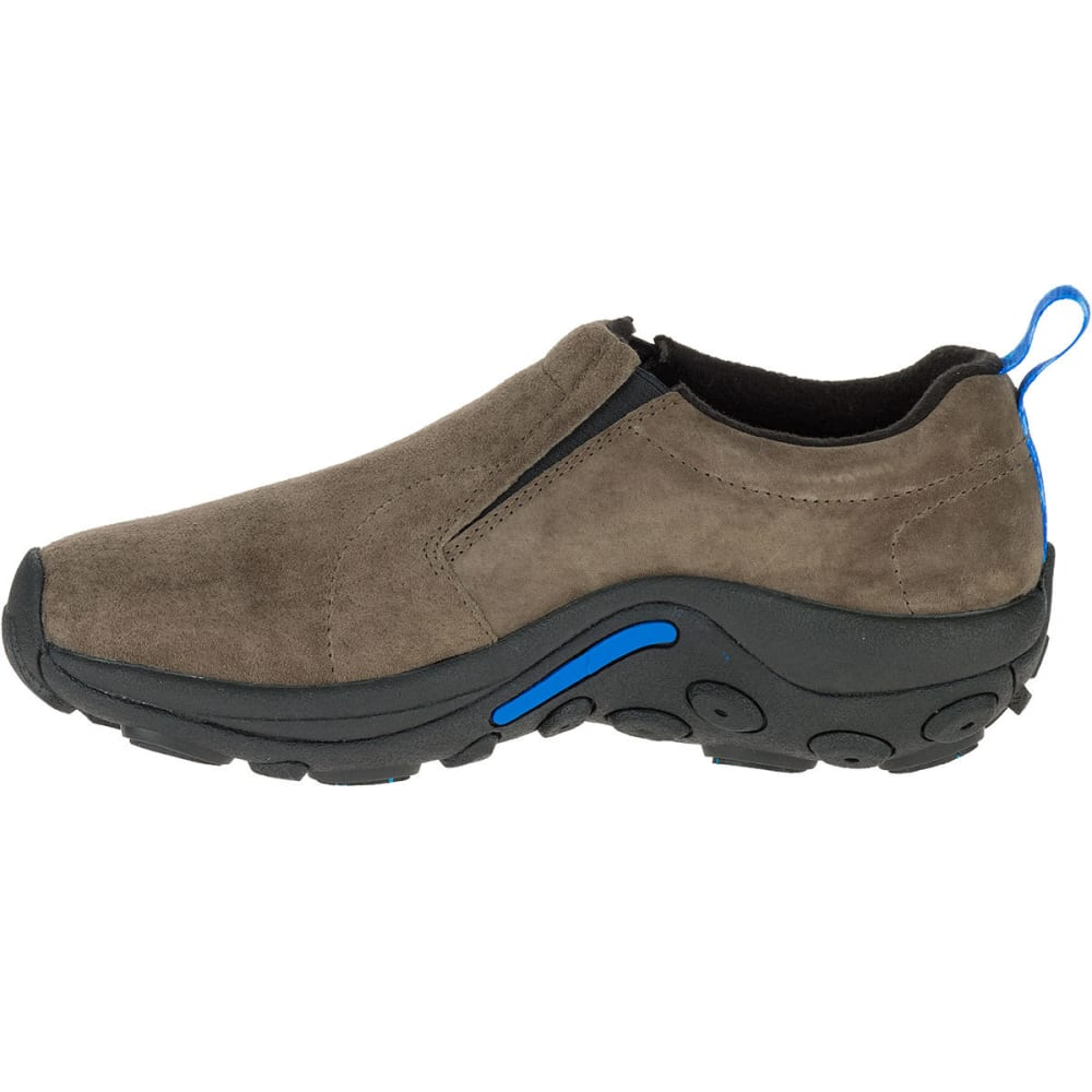 MERRELL Women's Jungle Moc Ice+ Casual Shoes, Gunsmoke - GUNSMOKE