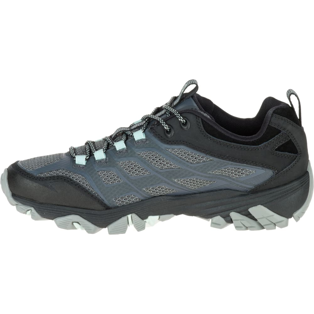 MERRELL Women's Moab FST Shoe, Granite - GRANITE