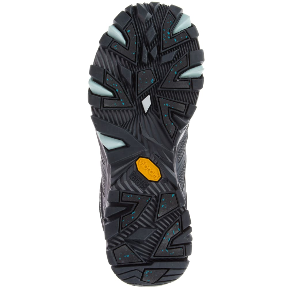 MERRELL Women's Moab FST Ice+ Thermo Boots, Granite - GRANITE