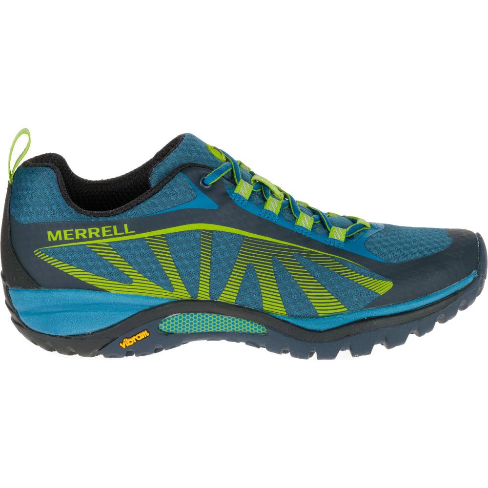 MERRELL Women's Siren Edge Sneaker, Seaport - SEAPORT