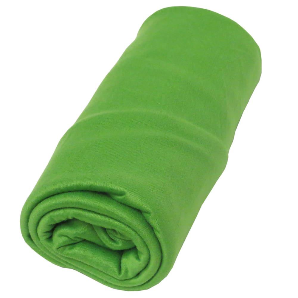 SEA TO SUMMIT Pocket Towel, Large - LIME