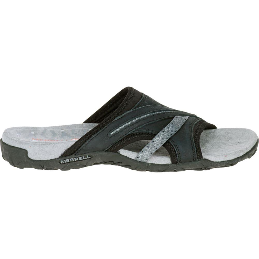 9ff544475d36 MERRELL Women  39 s Terran Slide II Sandals