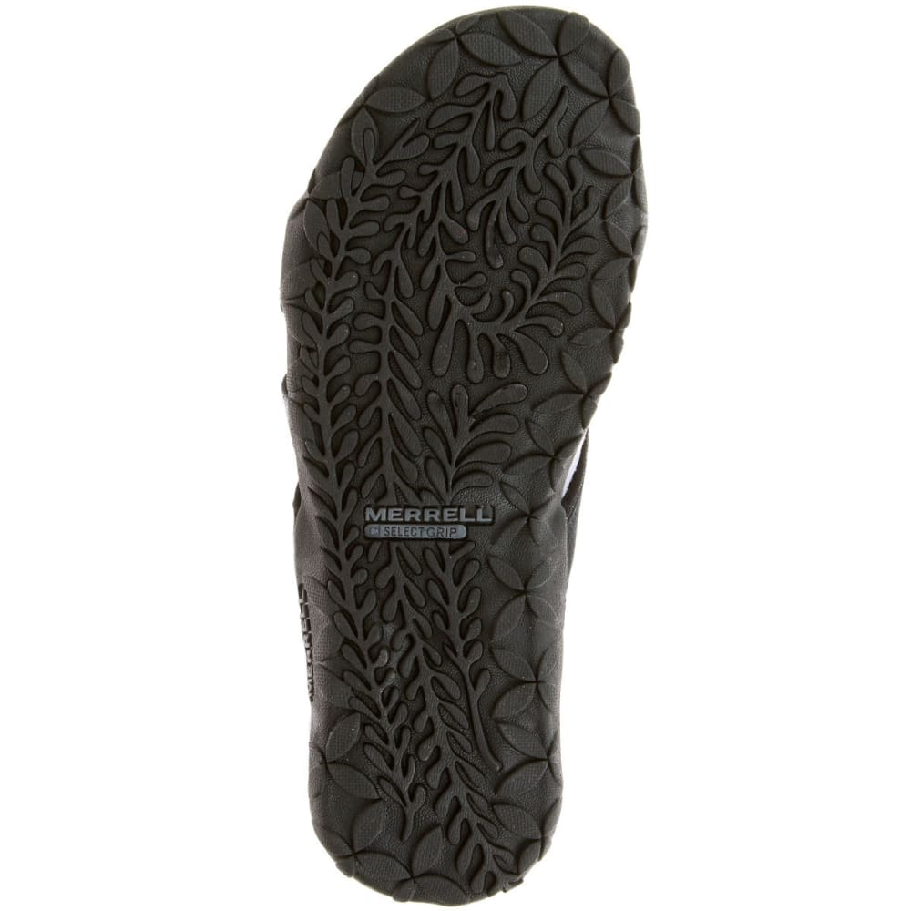 MERRELL Women's Terran Slide II Sandals, Black - BLACK