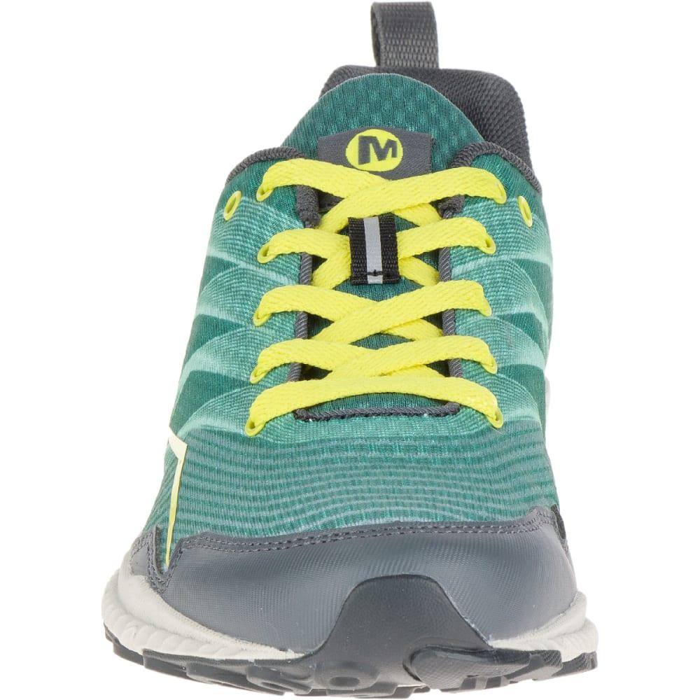 MERRELL Women's Trail Crusher Sneaker, Sagebrush - SAGEBRUSH