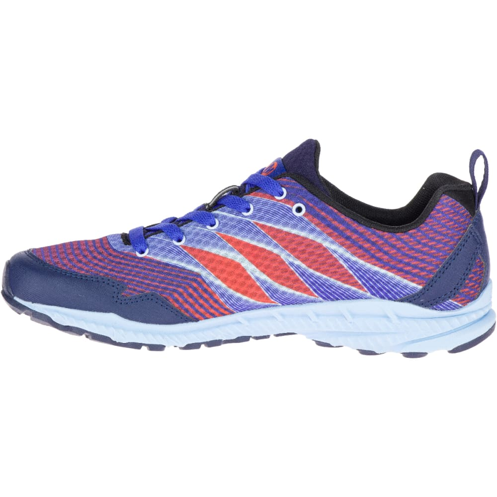 MERRELL Women's Trail Crusher Sneaker, Surf the Web - SURF THE WEB