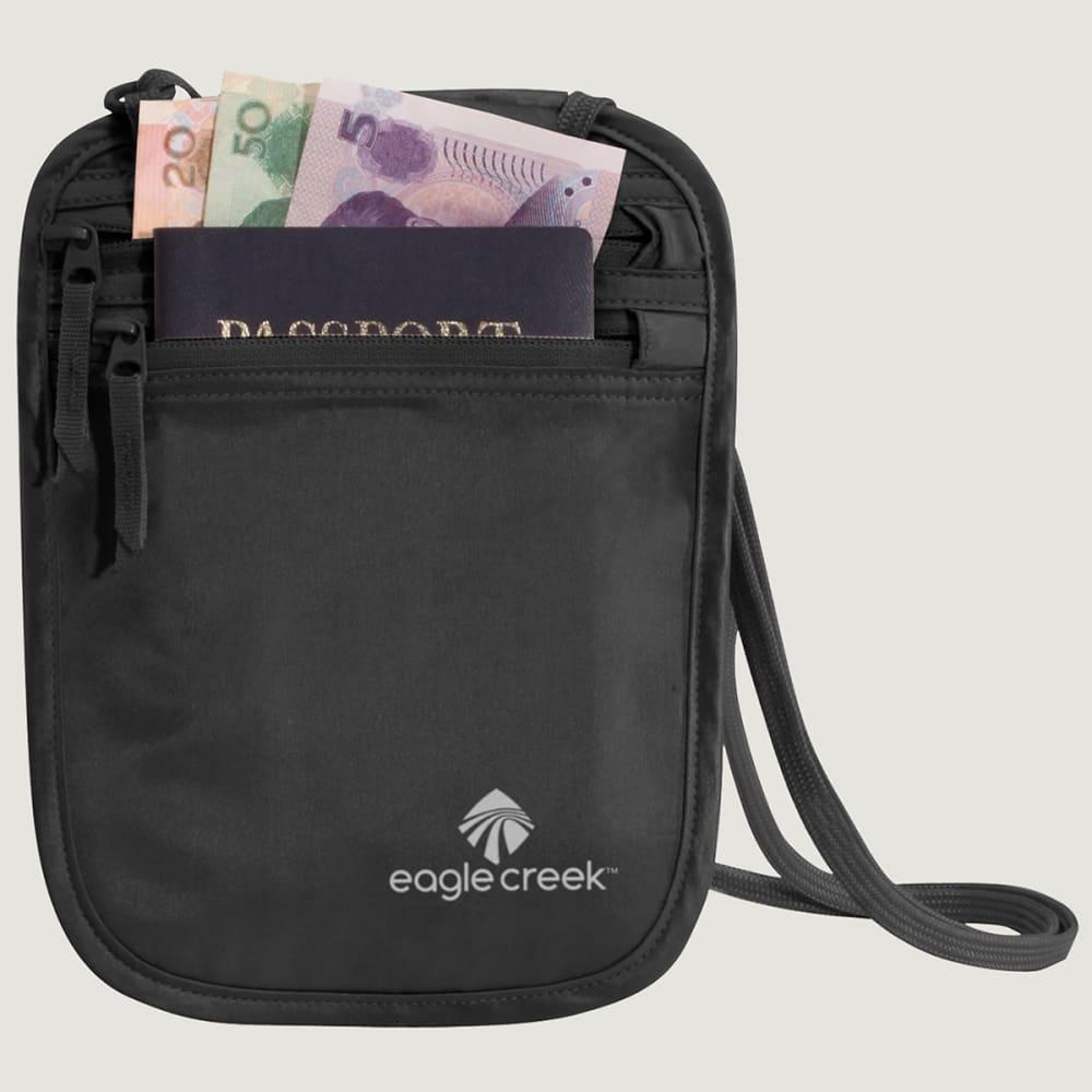 EAGLE CREEK Silk Undercover Neck Wallet - BLACK