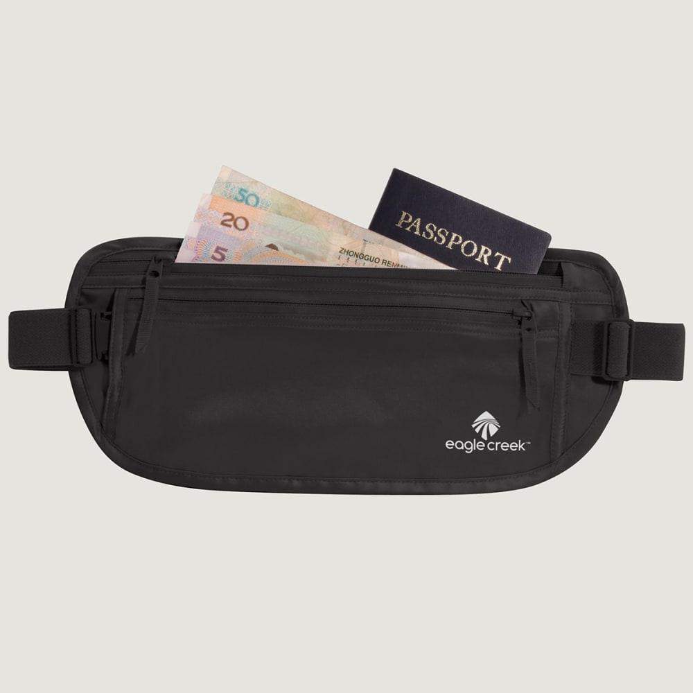 EAGLE CREEK Silk Undercover Money Belt - BLACK
