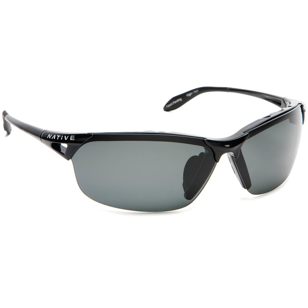 NATIVE EYEWEAR Vigor Sunglasses, Iron Grey - IRON/GRAY