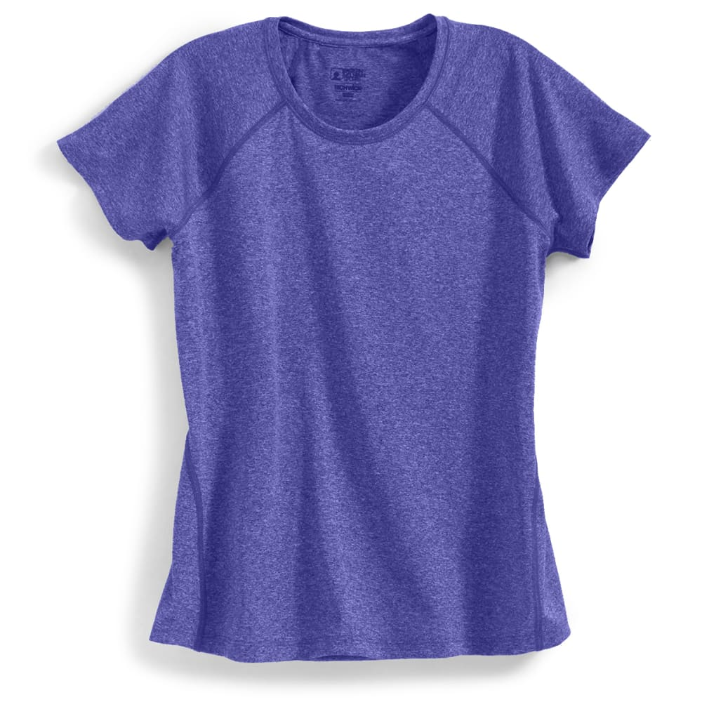 EMS® Women's Techwick® Essence Short-Sleeve Tee - DAZZLING BLUE HTR