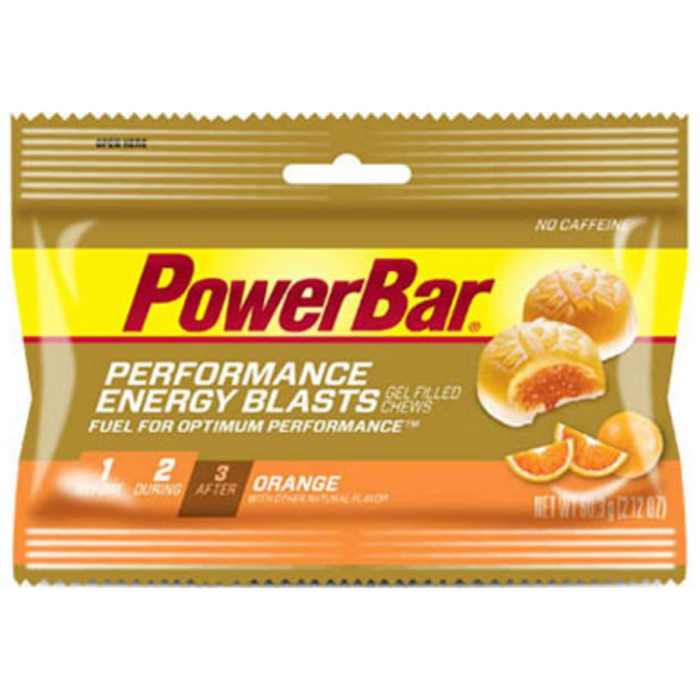POWERBAR Energy Blast Chew, Orange - NO COLOR
