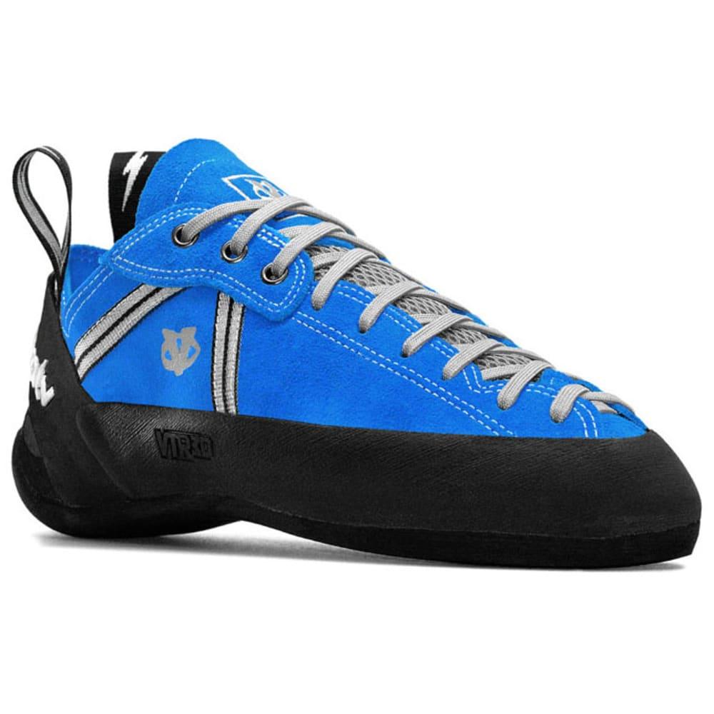Evolv Royale Climbing Shoes - Blue - Size 10.5 EVL0050