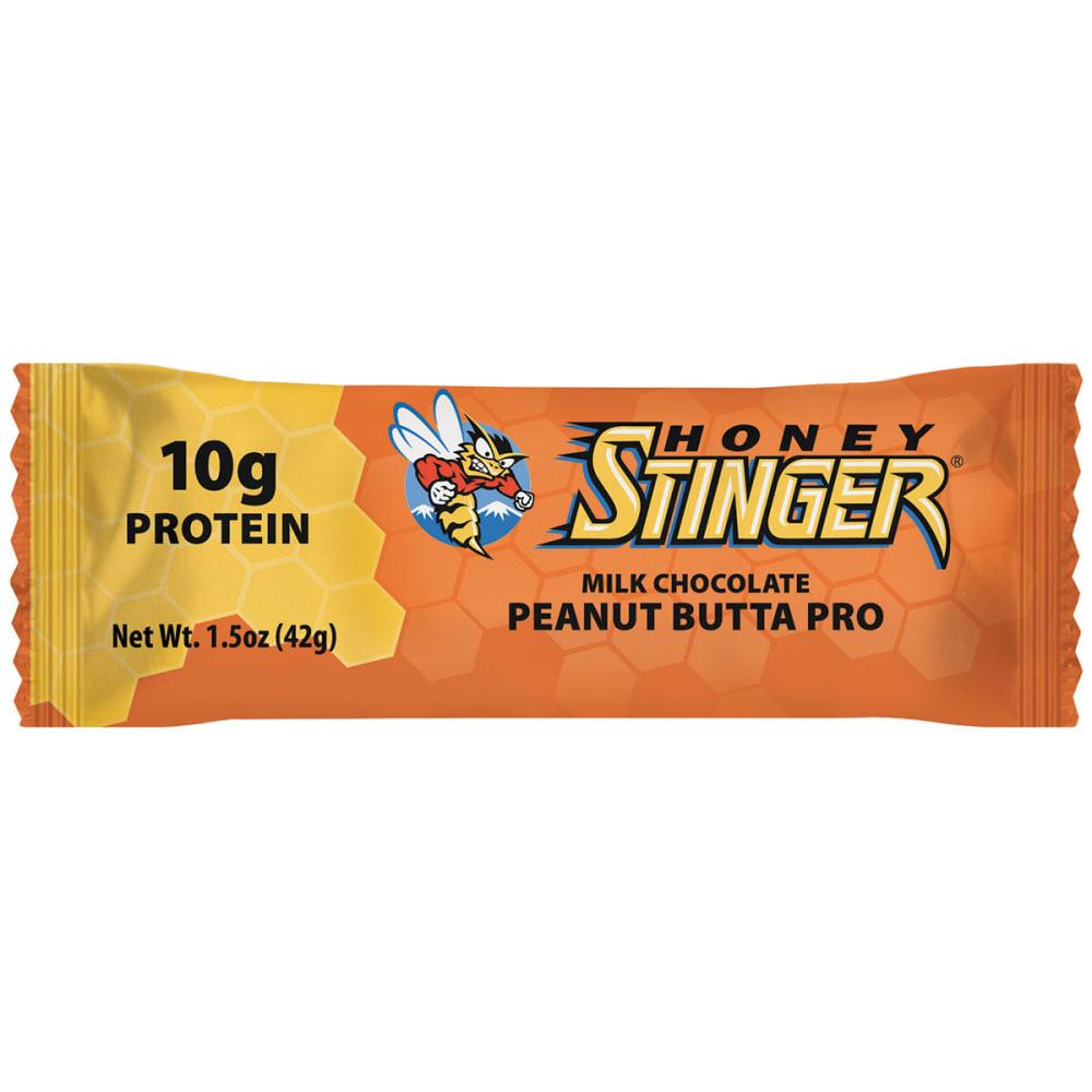 HONEY STINGER Protein Bar, Peanut Butta - NO COLOR