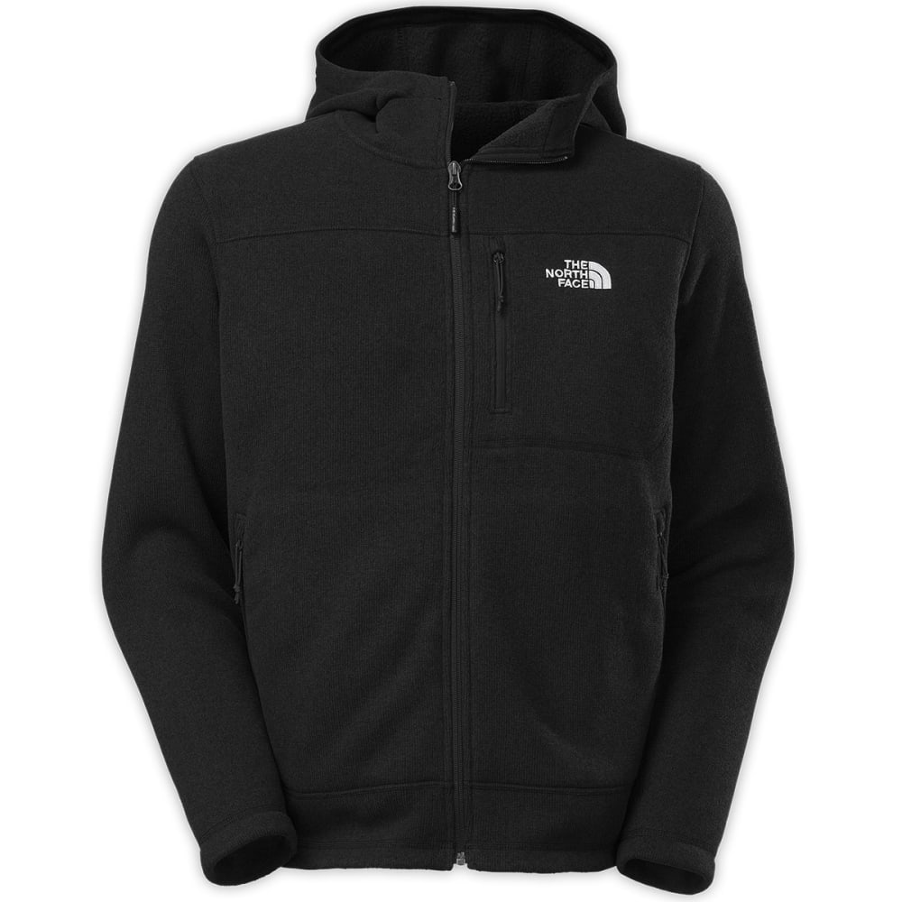 THE NORTH FACE Men's Gordon Lyons Hoodie - KS7-TNF BLACK HEATH