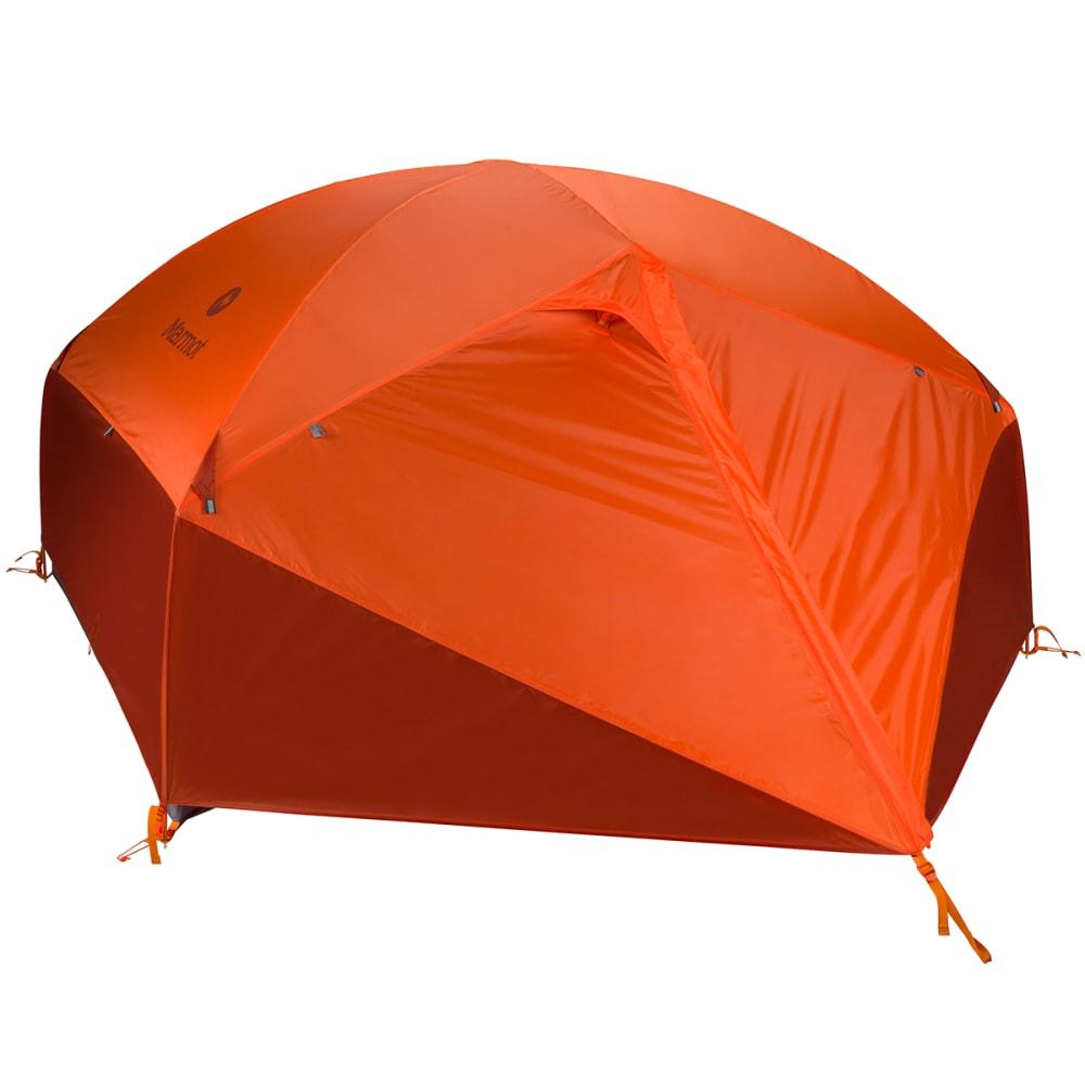 MARMOT Limelight 3P Tent - CINDER/RUSTED ORANGE