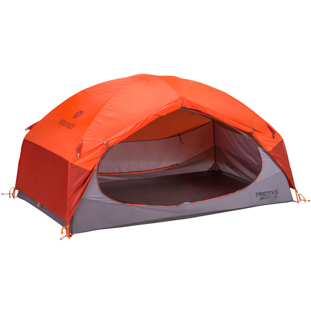 MARMOT Limelight 2P Tent - CINDER/RUSTED ORANGE