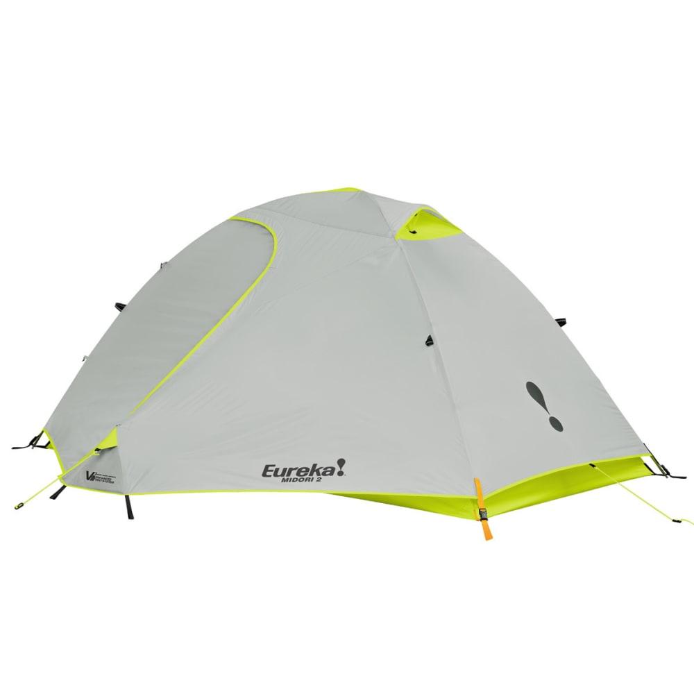 EUREKA Midori 2 Person Tent - LIME PUNCH/GREY