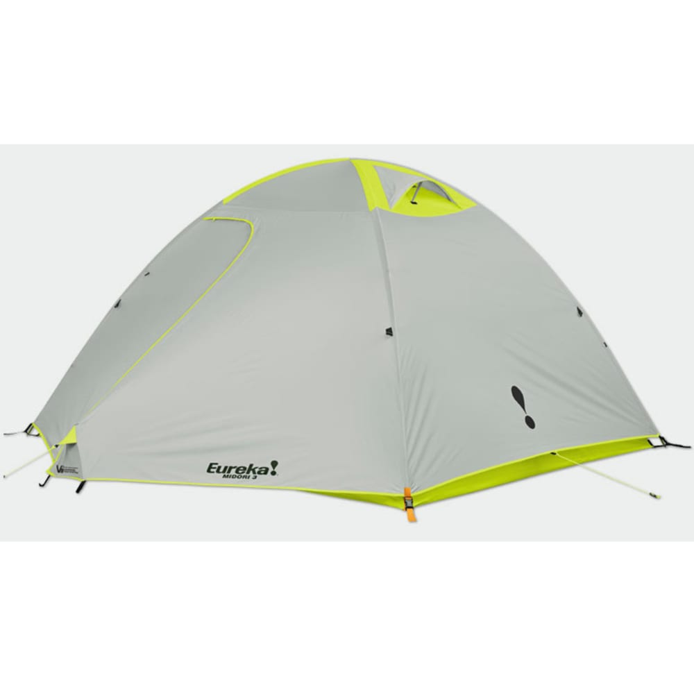 EUREKA Midori 3 Tent - LIME PUNCH/GREY