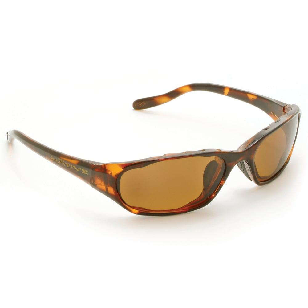 NATIVE EYEWEAR Throttle Sunglasses, Maple Tort/Brown - MAPLE TORT