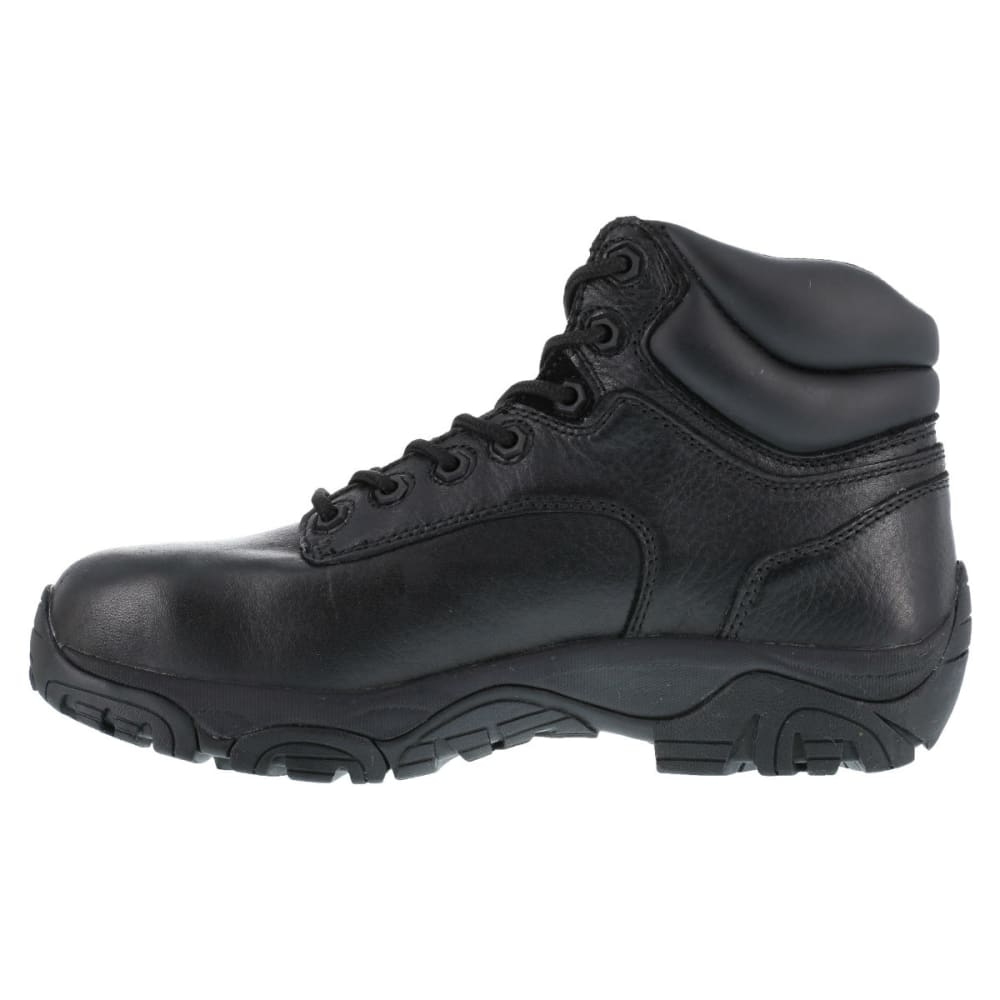 IRON AGE Men's Trencher Work Boots - BLACK