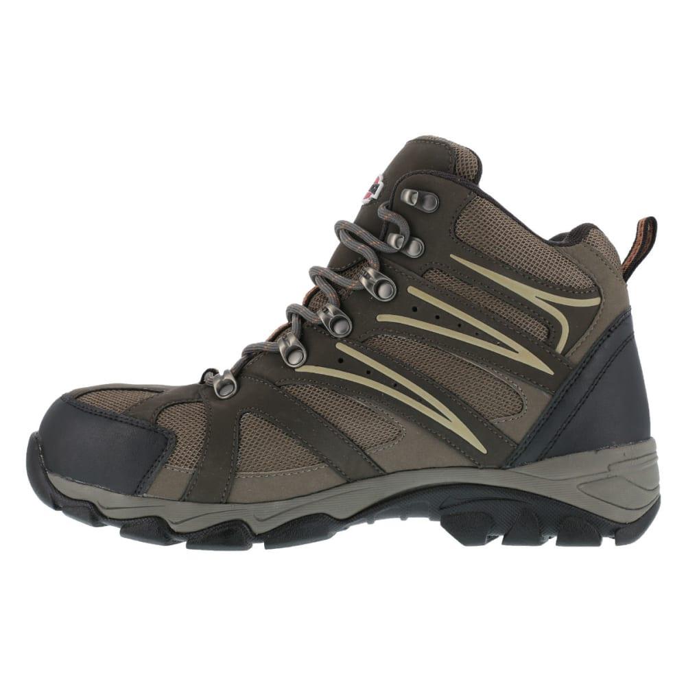 IRON AGE Men's Surveyor Hiking Boots - BROWN/TAN