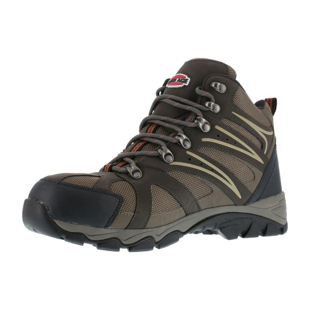 IRON AGE Men's Surveyor Hiking Boots, Wide - BROWN/TAN