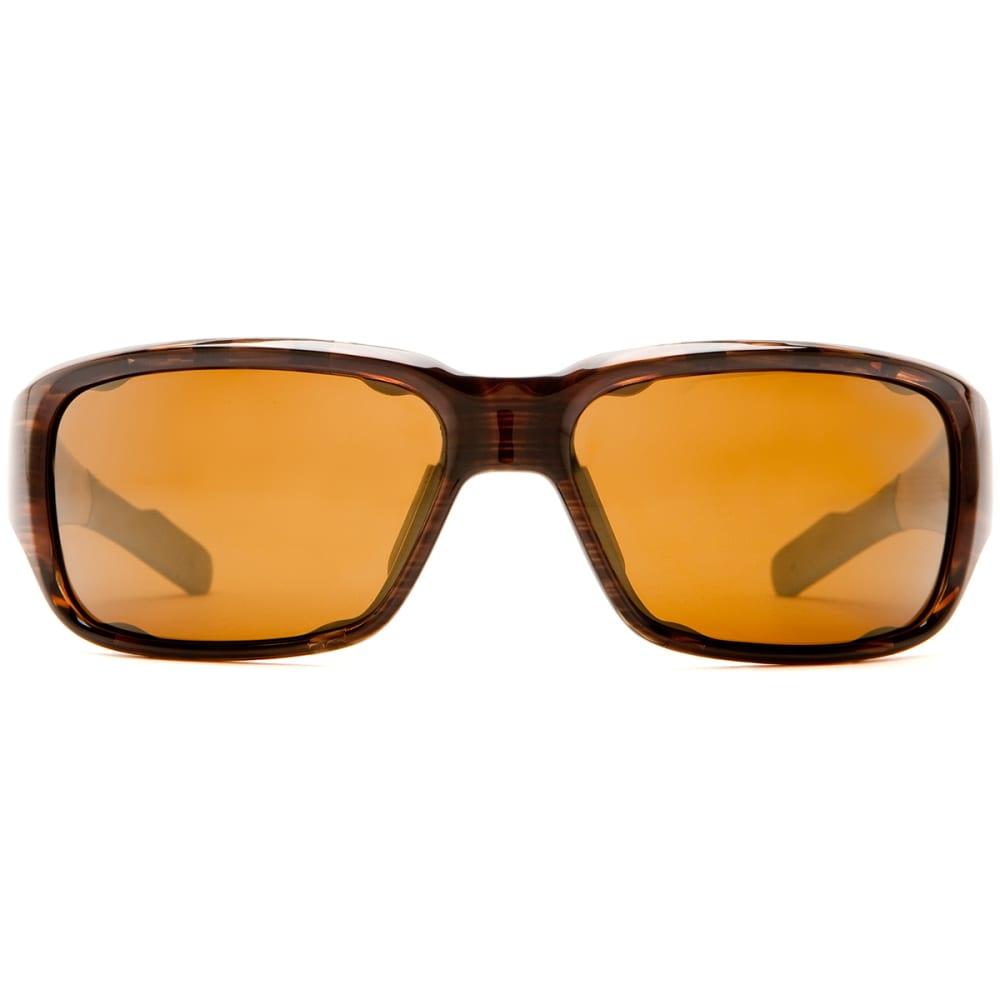NATIVE EYEWEAR Bolder Sunglasses - WOOD/BRONZE